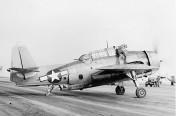 Grumman Avenger Squadron VMTB-242