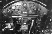 Grumman Avenger TBF Cockpit