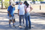 Petanque: The Tradition Debate ~ Who is closer?