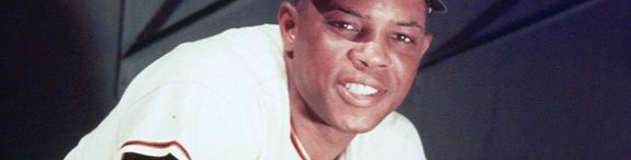 Dad - The SF Giants - Willie Mays... growing up with Dad