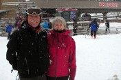 Cathye and Tony - Jackson Hole