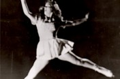 Mary Bovee (Mayo) Leaping