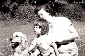 Mary and Cathye and Friend