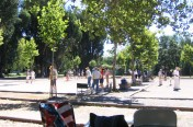 The Tournament Bastille Day 2005 in Sonoma